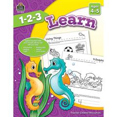 1 2 3 LEARN AGE 4-5