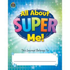 ALL ABOUT SUPER ME JOURNAL