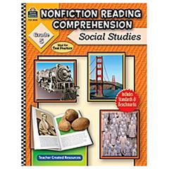 NONFICTION READING COMPREHENSION SOCIAL STUDIES GR 5