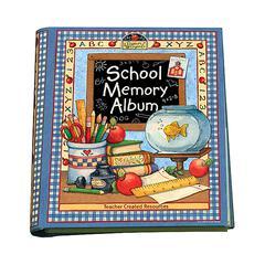 TEACHER CREATED RESOURCES SCHOOL MEMORY ALBUM