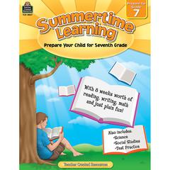 SUMMERTIME LEARNING GR 7
