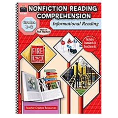 TEACHER CREATED RESOURCES NONFICTION READING INFORMATIONAL READING GR 1-2