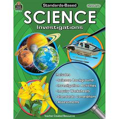 TEACHER CREATED RESOURCES STANDARD BASED GR 3 SCIENCE INVESTIGATION