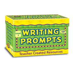 TEACHER CREATED RESOURCES WRITING PROMPTS GR 2