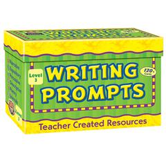 WRITING PROMPTS GR 3