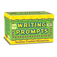 TEACHER CREATED RESOURCES WRITING PROMPTS GR 4