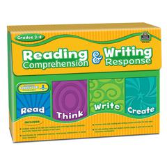 GR 3-4 READING COMPREHENSION & WRITING RESPONSE