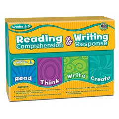 GR 5-6 READING COMPREHENSION & WRITING RESPONSE