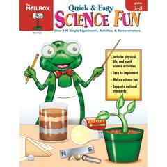 QUICK & EASY SCIENCE FUN GR 1-3