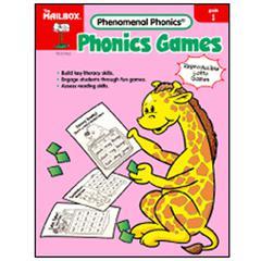 PHONICS GAMES GR 1