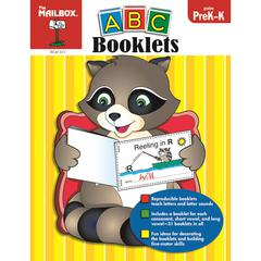 ABC BOOKLETS GR PK-K