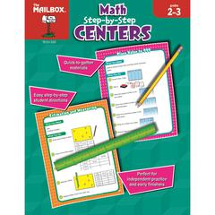 STEP BY STEP CENTERS MATH GR 2-3