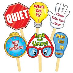 SCHOLASTIC TEACHING RESOURCES MANAGE YOUR CLASS SIGNS