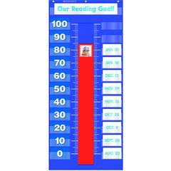 SCHOLASTIC TEACHING RESOURCES GOAL SETTING POCKET CHART