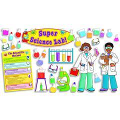 SCHOLASTIC TEACHING RESOURCES BB SET SUPER SCIENCE LAB