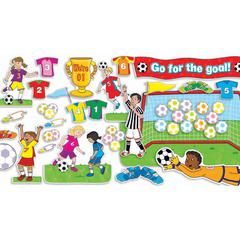 SCHOLASTIC TEACHING RESOURCES SOCCER GOALS BB SET GR PK-5