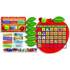SCHOLASTIC TEACHING RESOURCES APPLE PHOTO CALENDAR BB SET GR PK-5