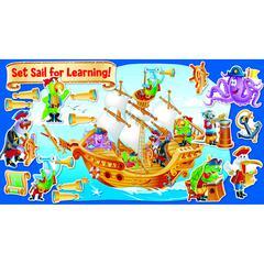 SCHOLASTIC TEACHING RESOURCES SEA ADVENTURE BB SET GR PK-5