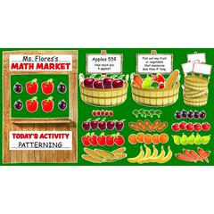 FARMERS MARKET MATH BB SET