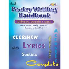 LORENZ / MILLIKEN POETRY WRITING HANDBOOK GR 4-6