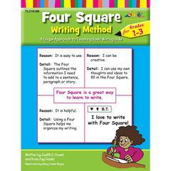 LORENZ / MILLIKEN FOUR SQUARE WRITING METHOD GR 1-3