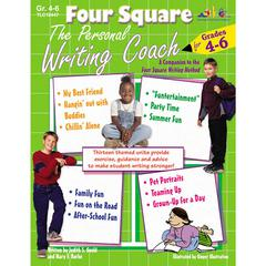 LORENZ / MILLIKEN FOUR SQ THE PERSONAL WRITING GR 4-6