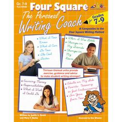 LORENZ / MILLIKEN FOUR SQ THE PERSONAL WRITING GR 7-9