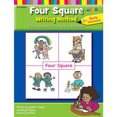 LORENZ / MILLIKEN FOUR SQUARE WRITING METHOD EARLY LEARNING
