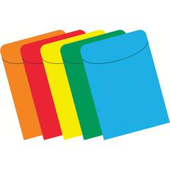TOP NOTCH TEACHER PRODUCTS BRITE POCKETS PRIMARY BOX OF 500 ASSORTED