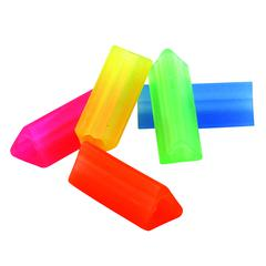 THE PENCIL GRIP TRIANGLE PENCIL GRIPS 36 PER PACK