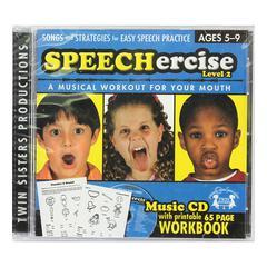 PBS PUBLISHING SPEECHERCISE LEVEL 2 CD