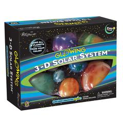 UNIVERSITY GAMES 3D SOLAR SYSTEM