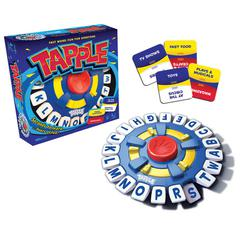 USAOPOLY TAPPLE FAST WORD FUN FOR EVERYONE