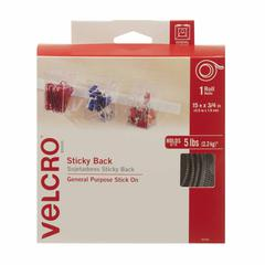 VELCRO USA VELCRO TAPE 3/4 X 5 YDS WHITE
