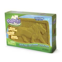 SHAPE IT LUNAR YELLOW 5 LB BOX