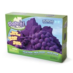SHAPE IT PLANET PURPLE 5 LB BOX