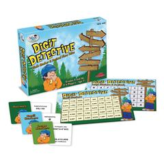 LEARNING ADVANTAGE DIGIT DETECTIVE
