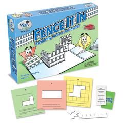 LEARNING ADVANTAGE FENCE IT IN EXPLORING AREA & PERIMETER
