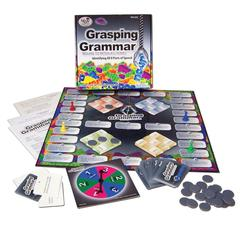 LEARNING ADVANTAGE GRASPING GRAMMAR GAME