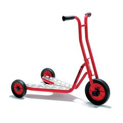 SCOOTER W/3 WHEELS 30 BARS AGE 3-7