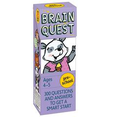 WORKMAN PUBLISHING BRAIN QUEST GR PK
