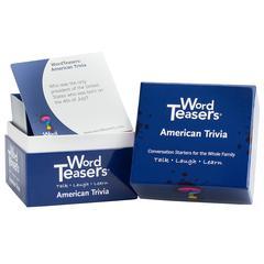 WORDTEASERS AMERICAN TRIVIA