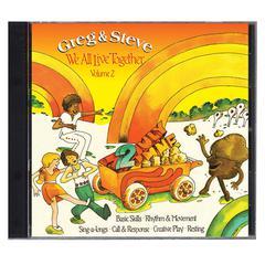 GREG & STEVE PRODUCTIONS WE ALL LIVE TOGETHER VOLUME 2 CD GREG & STEVE