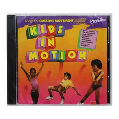 GREG & STEVE PRODUCTIONS KIDS IN MOTION CD GREG & STEVE