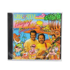 GREG & STEVE PRODUCTIONS PLAYING FAVORITES CD GREG & STEVE