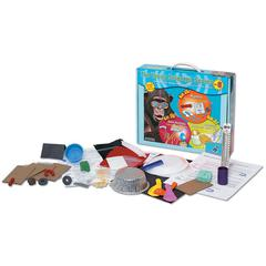 THE YOUNG SCIENTIST CLUB KIT MAGNETISM STATIC ELECTRICITY TORNADOES CLOUDS WATER CYCLE TYSC