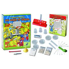 THE YOUNG SCIENTIST CLUB THE MAGIC SCHOOL BUS THE WORLD OF GERMS KIT