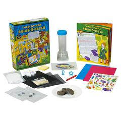 THE YOUNG SCIENTIST CLUB THE MAGIC SCHOOL BUS GOING GREEN KIT