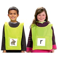 YELLOW DOOR US ACTIVE LEARNING VESTS 6PK