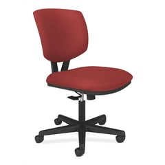 Volt Task Chair | Center-Tilt | Crimson Fabric